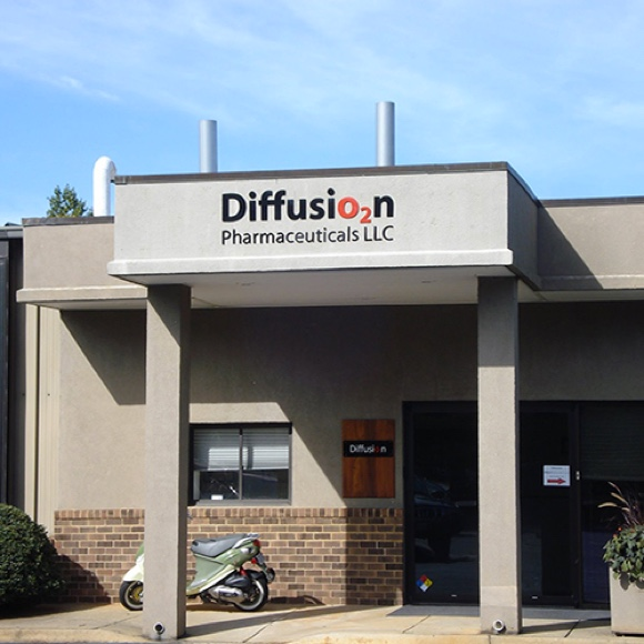 Diffusion Pharmaceuticals LLC Building